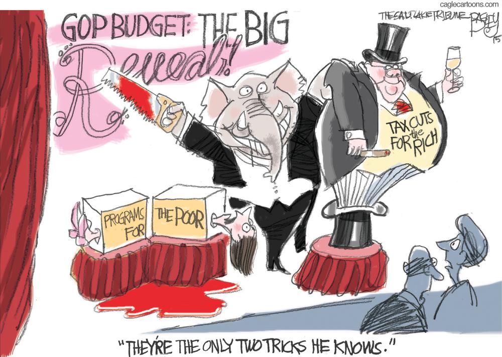 Bagley-GOP-Budget-Poor-Rich