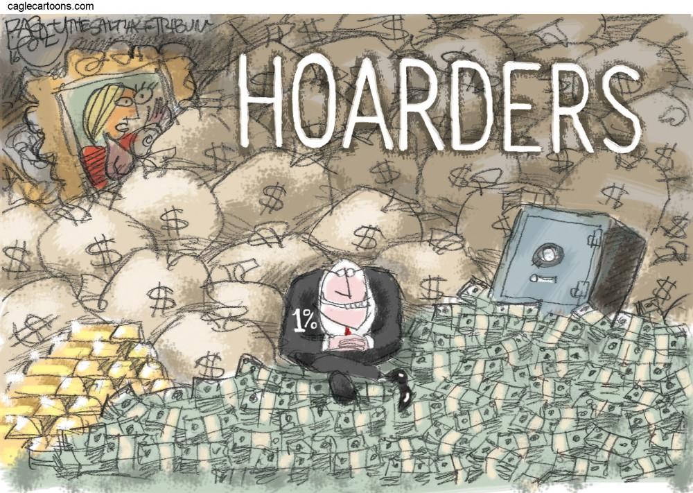 Hoarders 1 Percent