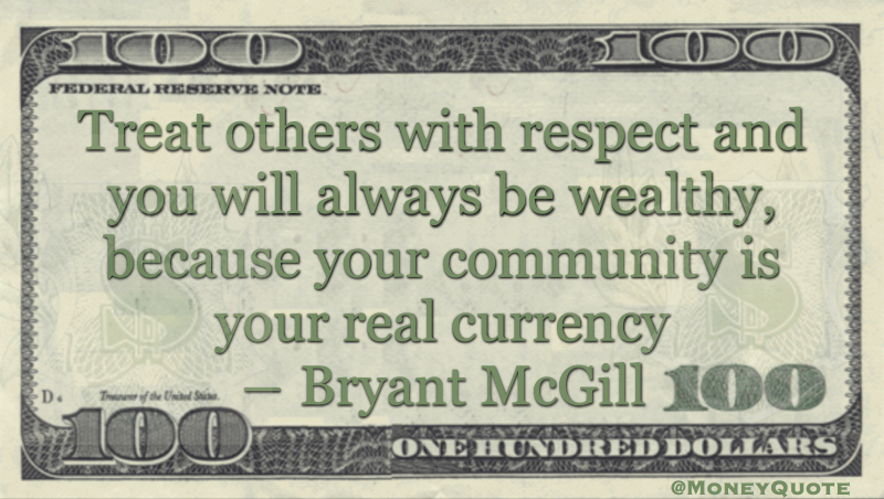 Bryant McGill Quote