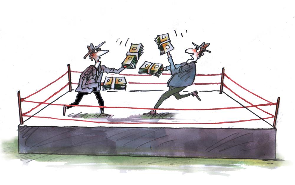 Fight Money Power