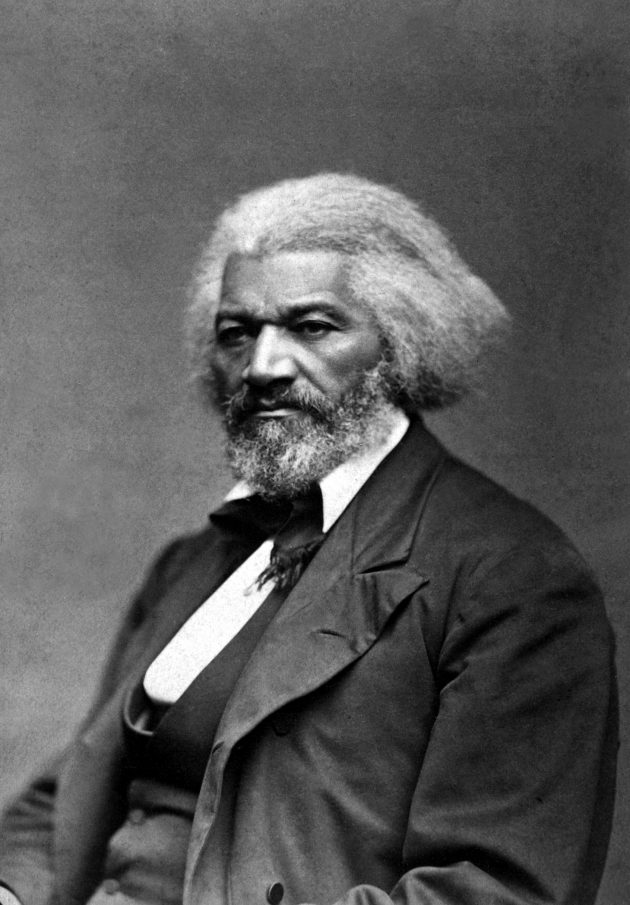 Frederick Douglass, ca. 1879.  George K. Warren