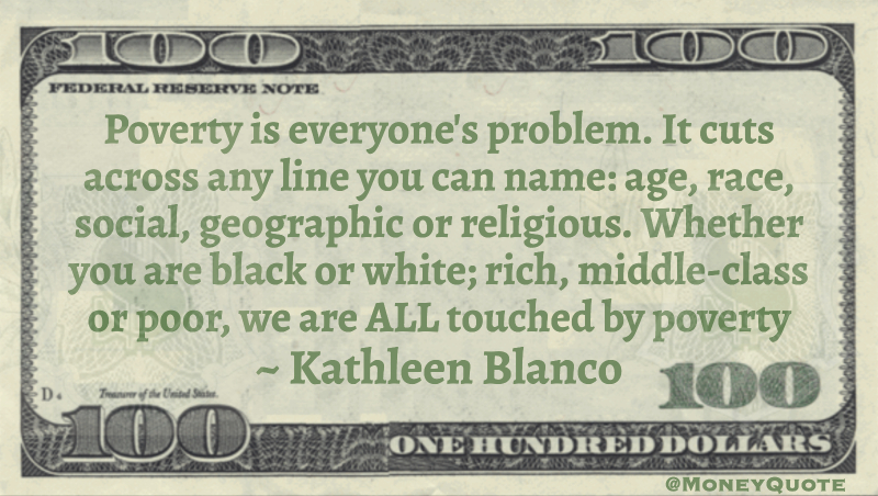 Kathleen Blanco Quote
