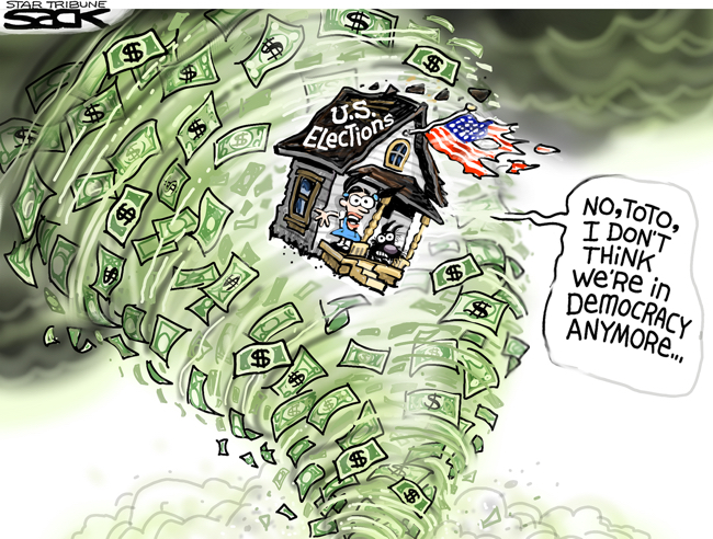 Steve Sack, The Minneapolis Star Tribune
